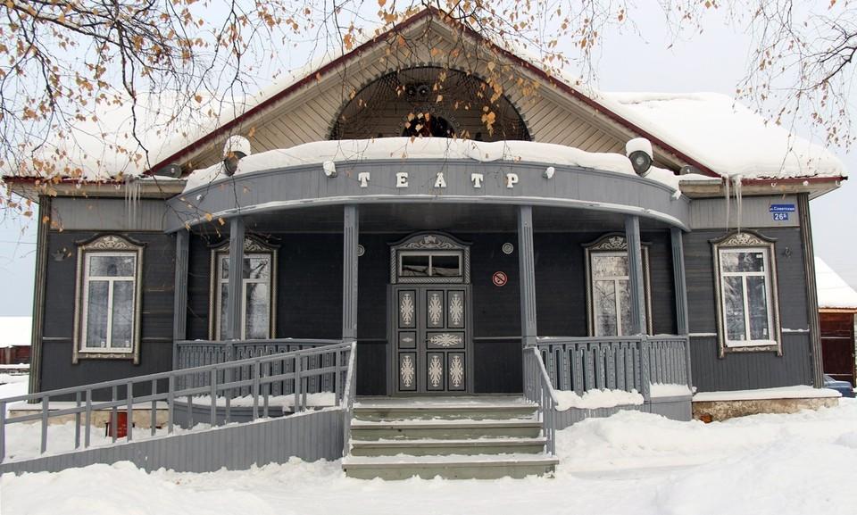 Театр в Мотыгино. Фото: группа театра Вконтакте