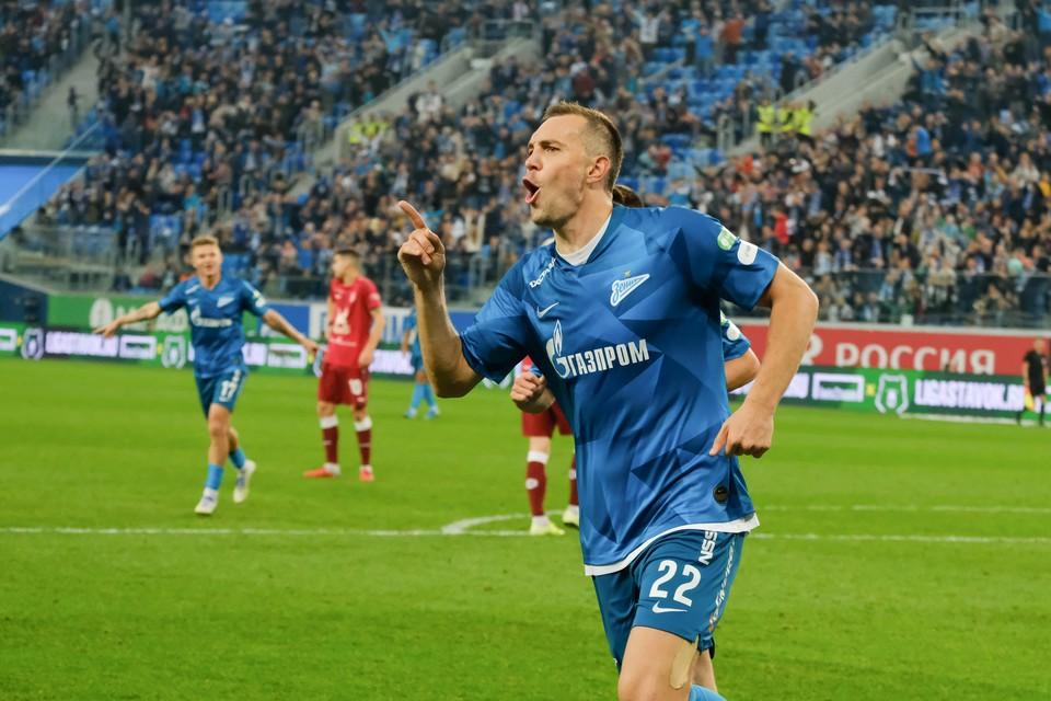 Дзюба будет капитаном на ЕВРО-2020.