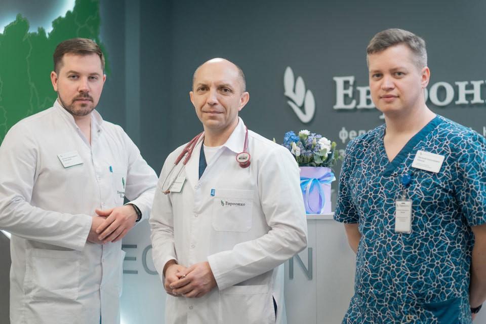 Клиника «Евроонко» открылась в Санкт-Петербурге в 2020-м году. Фото: архив клиники. Фото: архив клиники.