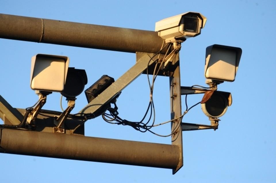 В Мурманске появится 17 новых камер на дорогах.