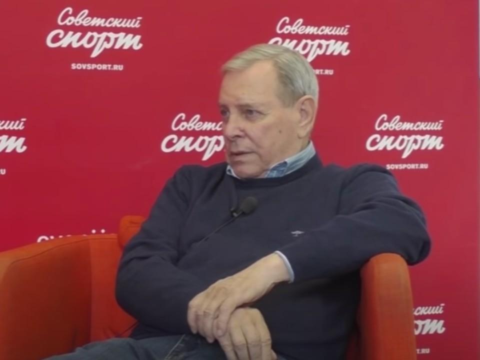 Умер Владимир Гендлин, спортивный комментатор. Фото: кадр из видео в YouTube