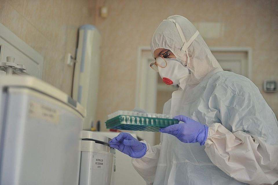 Всего с начала пандемии там было зарегистрировано 23 049 зараженных.