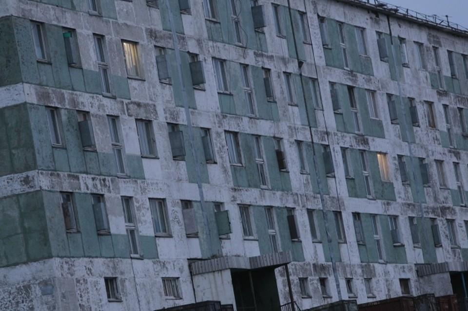 В Сыктывкаре ряд домов признаны аварийными и подлежащими сносу