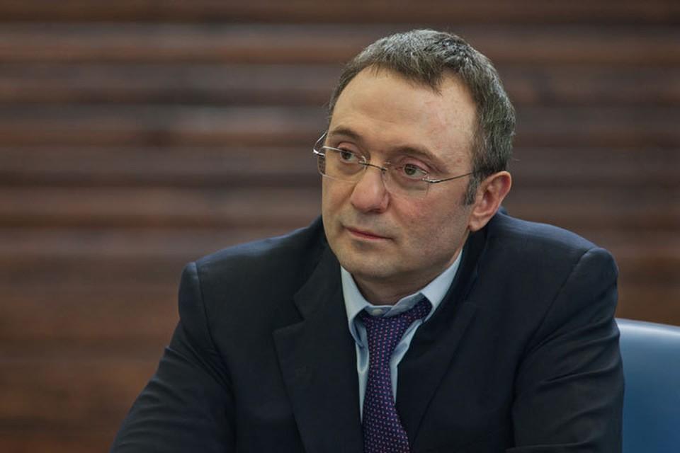 Сулейман Керимов вошел в список миллиардеров России.