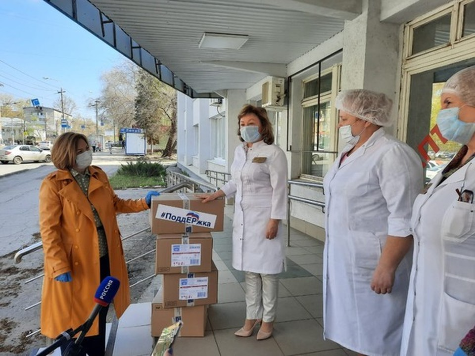 Самарские врачи готовы помогать жителям региона и на политическом поприще