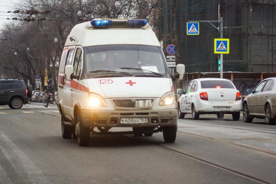 на место происшествия вызвали «Скорую помощь», но медики помочь не смогли