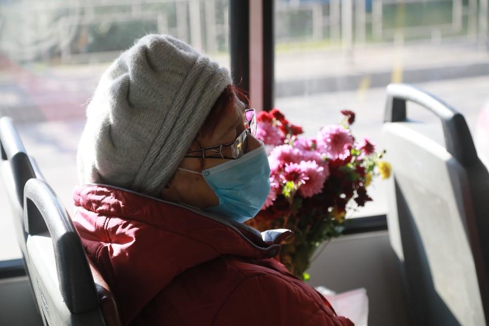Бесплатный проезд в общественном транспорте снова ввели для пенсионеров Кузбасса