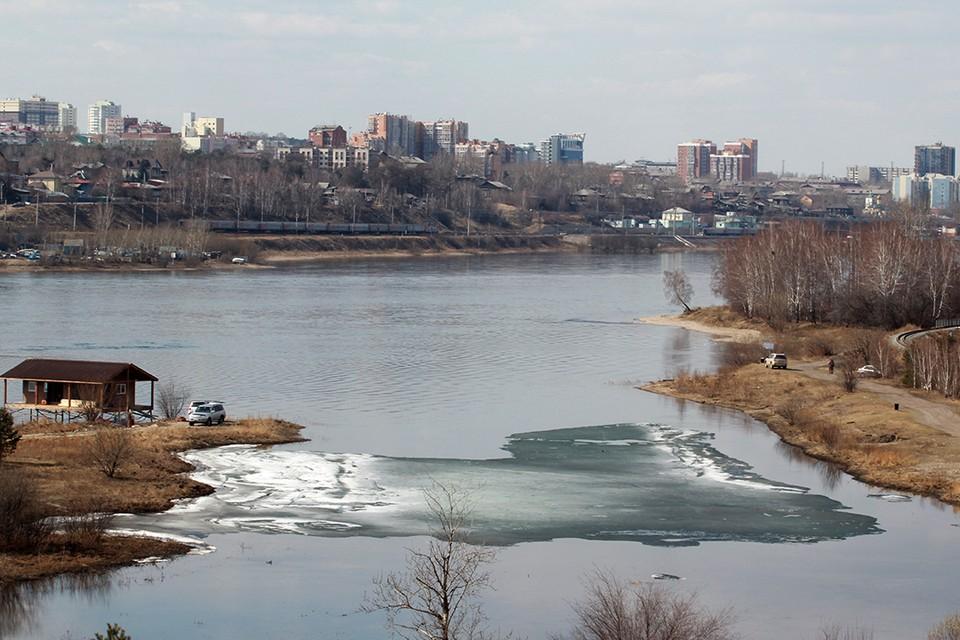 Погода в Иркутске: 7 апреля температура воздуха выше климатической нормы