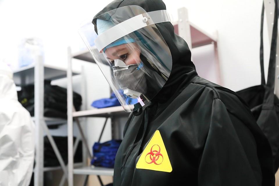 Еще 123 человека заразились коронавирусом в Красноярском крае за сутки