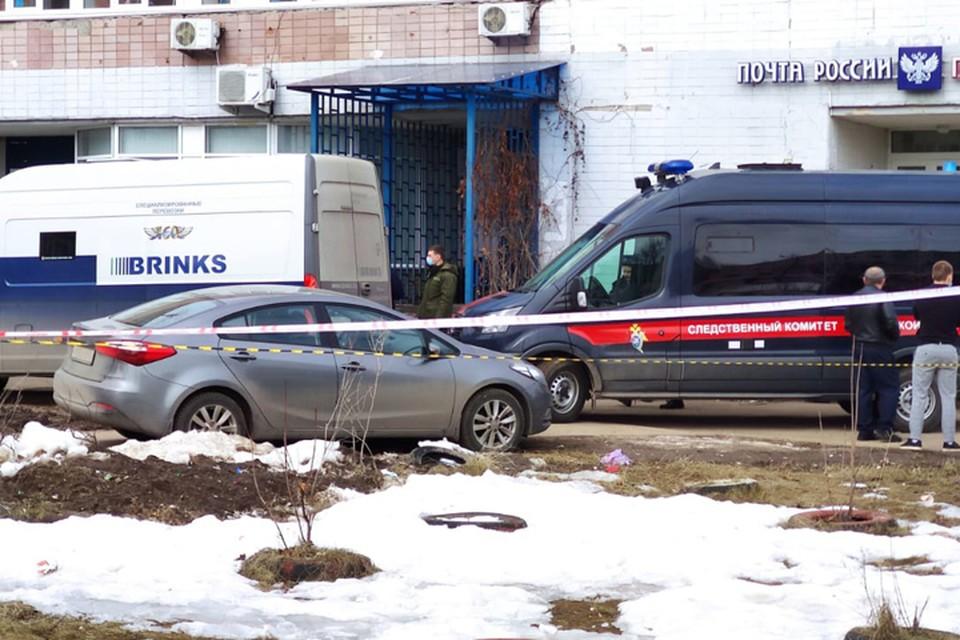 """Инкассатор случайно застрелил коллегу в Нижнем Новгороде. Фото: """"Экипаж. Хроника происшествий""""/vk.com"""