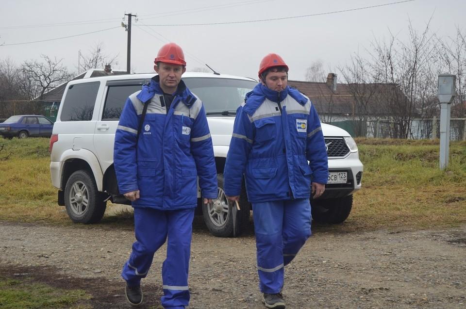 """Фото предоставлено пресс-службой """"Россети Кубань"""""""