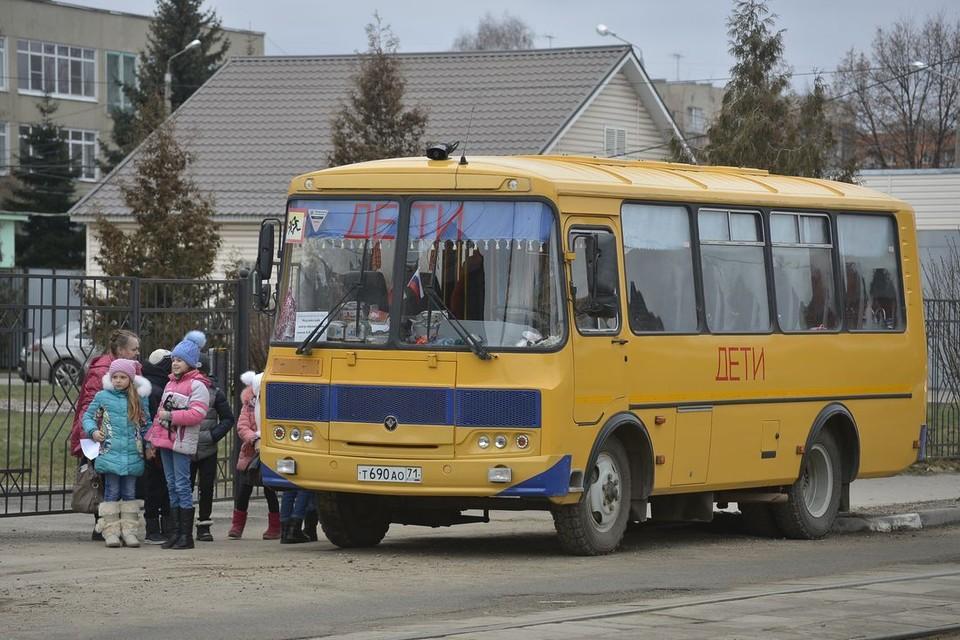 Сегодня, 7 апреля, стартовала на территории Тульской области профилактическая акция «Автобус»
