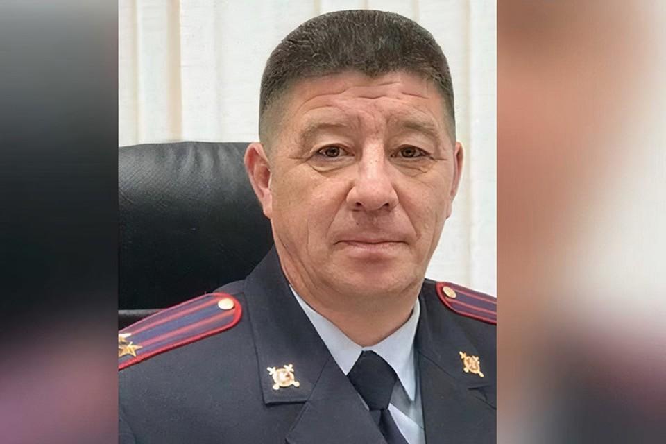 Шайбаков дослужился до звания подполковника Фото: instagram.com