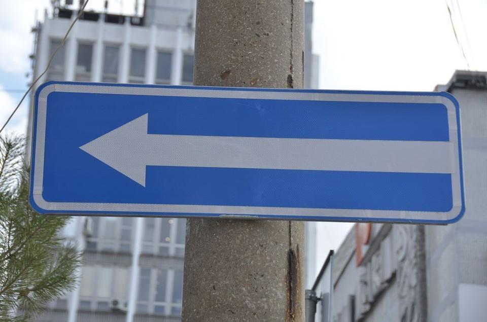 Участок улицы Буденного в Туле планируется сделать односторонним