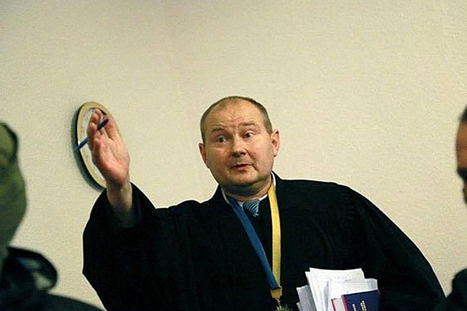 Николай Чаус.