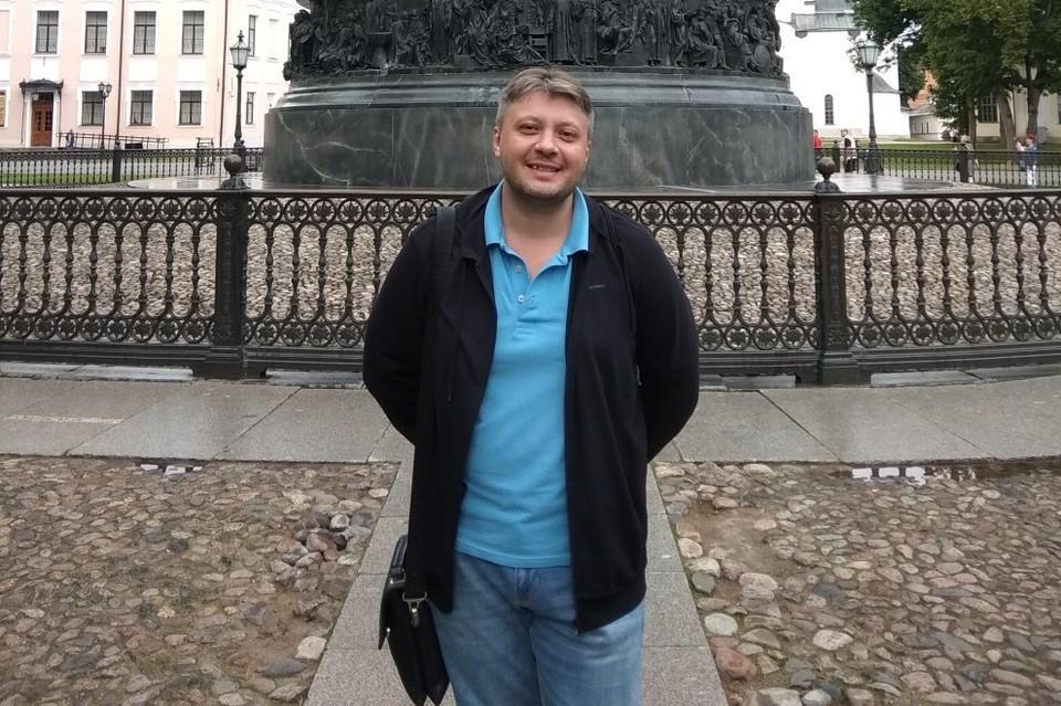 Лучший способ отдохнуть для Дмитрия Загуменнова - сменить обстановку и отправиться в путешествие. Фото из личного архива