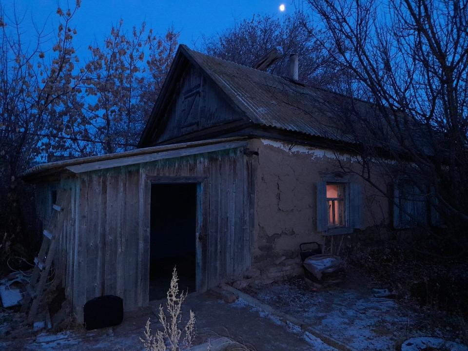 Убийство произошло в доме села Луговое