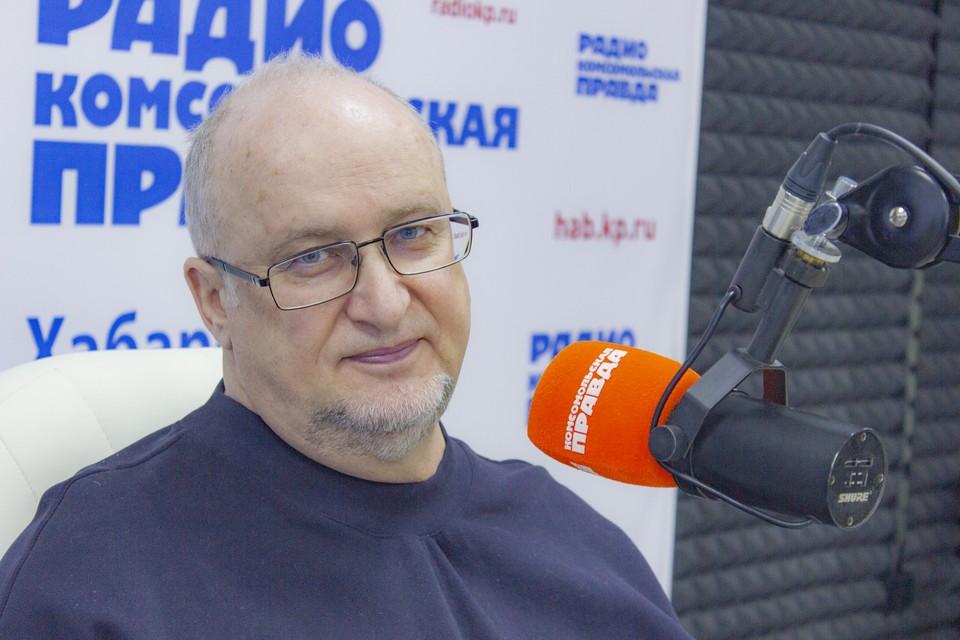 Алексей Андреянов, врач-психиатр КГБУЗ «ККПБ»