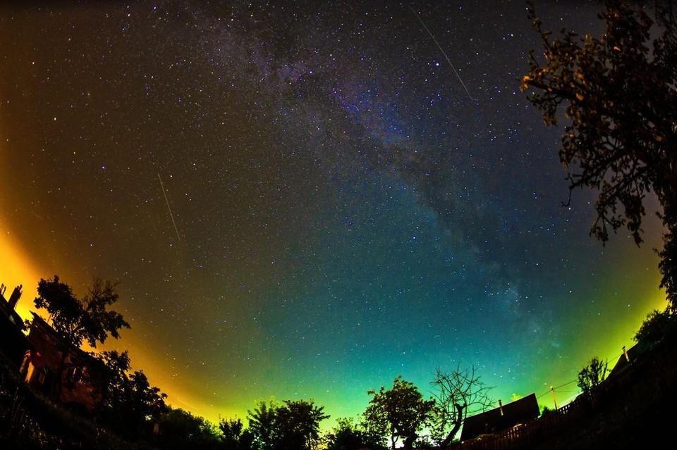 Венеру будет видно на звездном небе до осени.