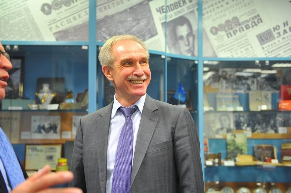 Глава Ульяновской области Сергей Морозов ушел в отставку