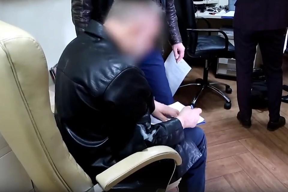 Фото: скриншот сюжета СУ СКР по Брянской области.