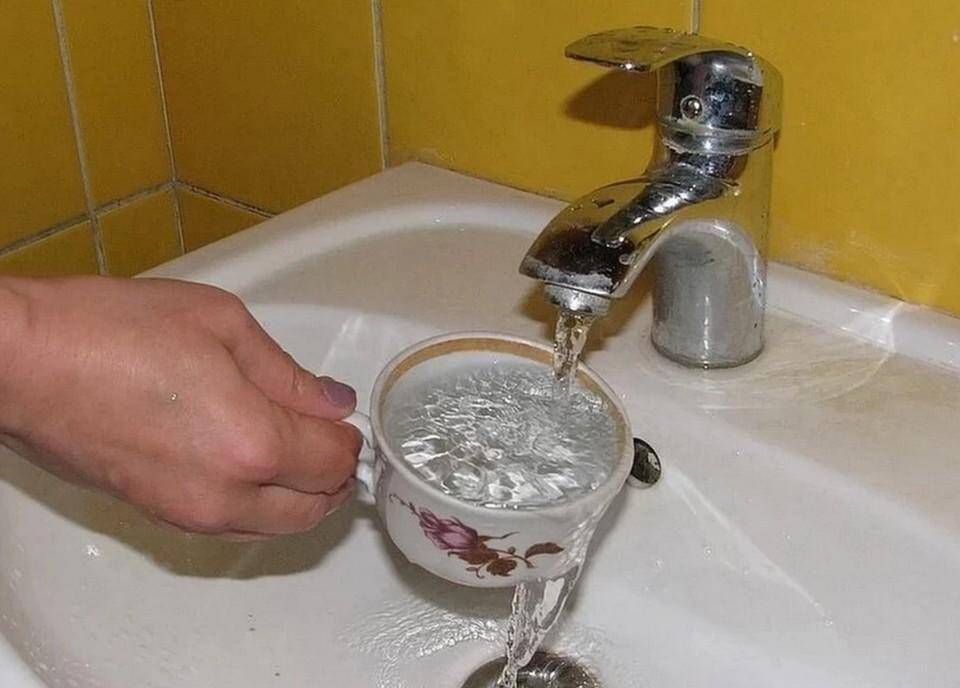В кранах жителей снова вода