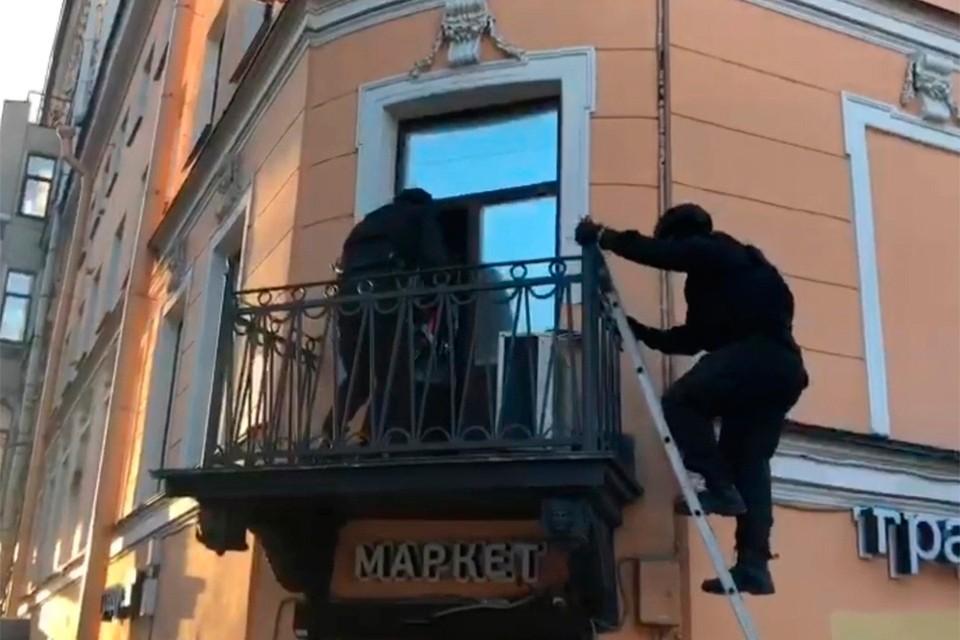 В Петербурге задержали помощника организатора сети вебкам-студий / Фото: Росгвардия