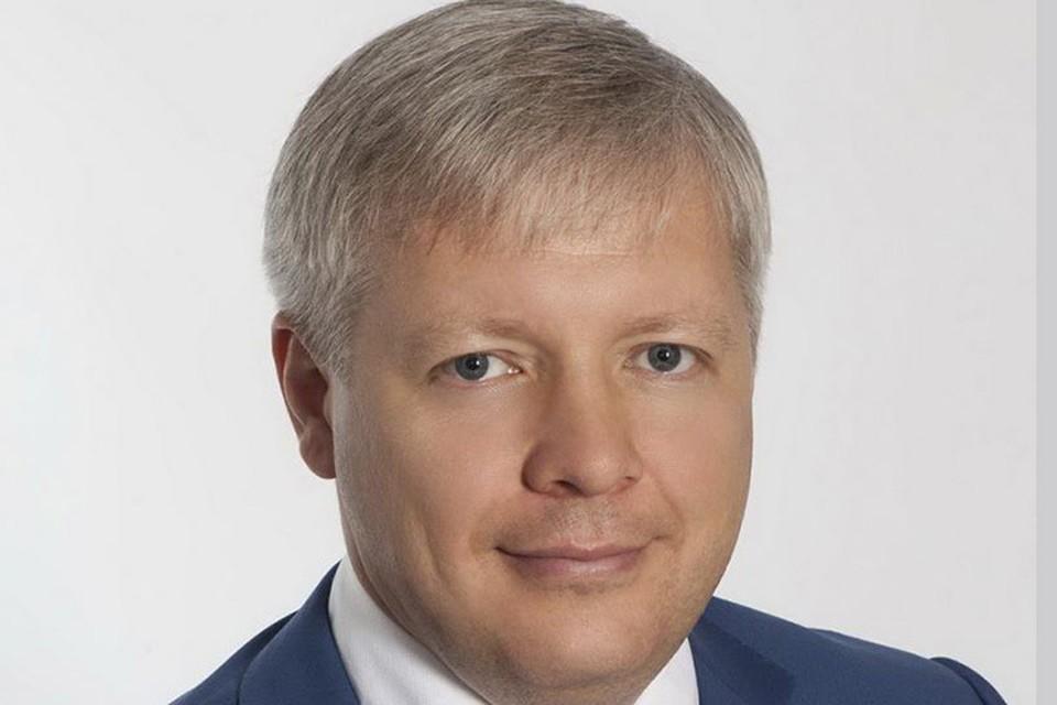 Владислав Сивый является руководителем фракции ЛДПР в региональном Заксобрании. Фото: сайт ЗСНО