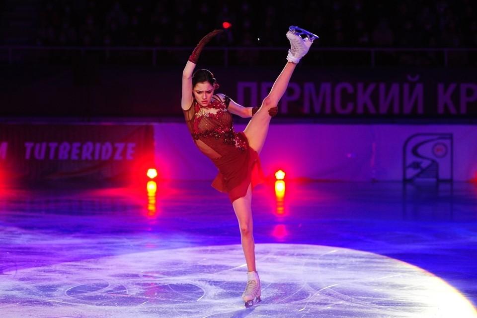Ледовое шоу Этери Тутберидзе «Чемпионы на льду» добралось до Перми