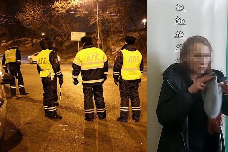 Обычная проверка документов закончилась арестом в Приморье