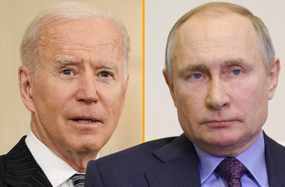 13 апреля состоялся телефонный разговор президентов России и США.