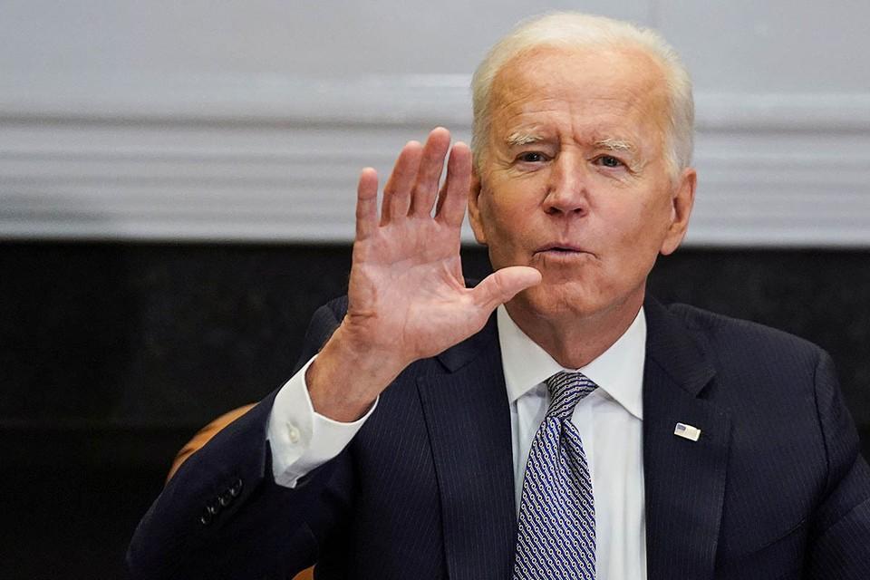 В четверг 15 апреля президент США Джо Байден не только принял новые санкции против России