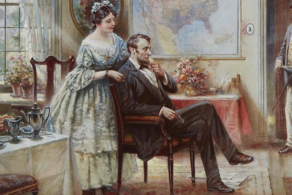Мэри Тодд была на 9 лет младше своего супруга и в отличие от него никогда не знала недостатка – она выросла в аристократической состоятельной семье.