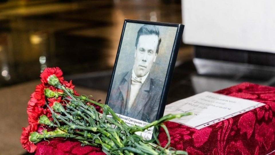 Останки погибшего красноармейца из Удмуртии передали родственникам