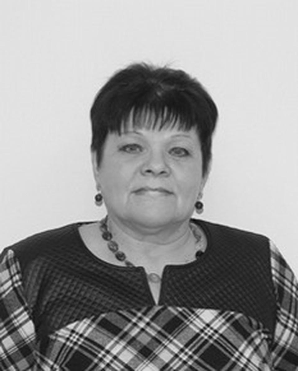 Председатель Союза пенсионеров Удмуртии Шамшурина Любовь Васильевна скончалась 19 апреля