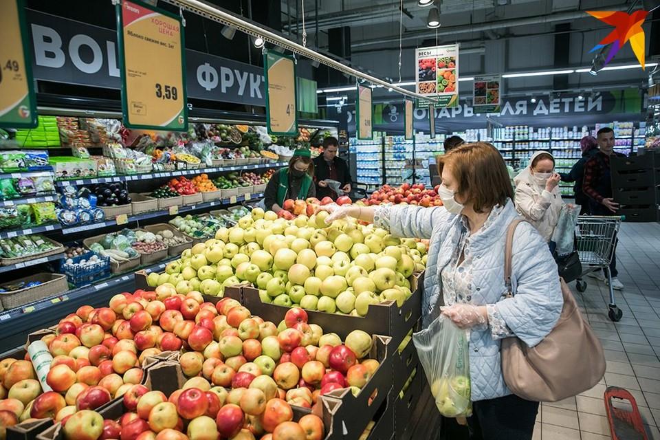 В Нацбанке ожидают роста цен в Беларуси во втором квартале