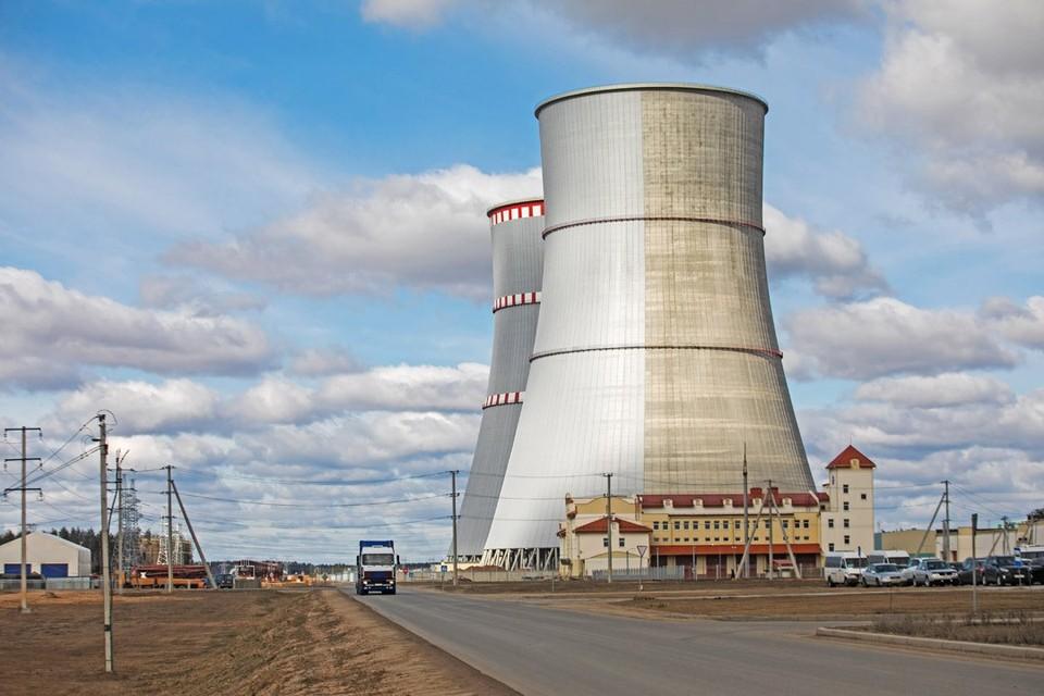 На БелАЭС 19 апреля доставили ядерное топливо для второго энергоблока