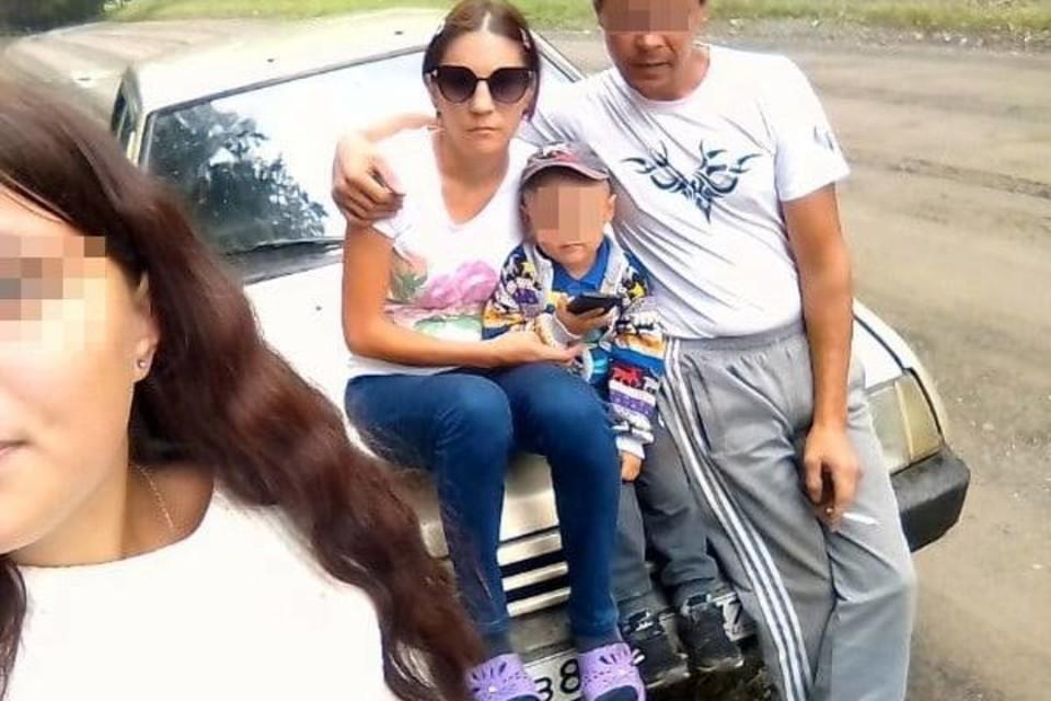 Семья через 10 дней готовилась отмечать пятилетие малыша. Фото: соцсети