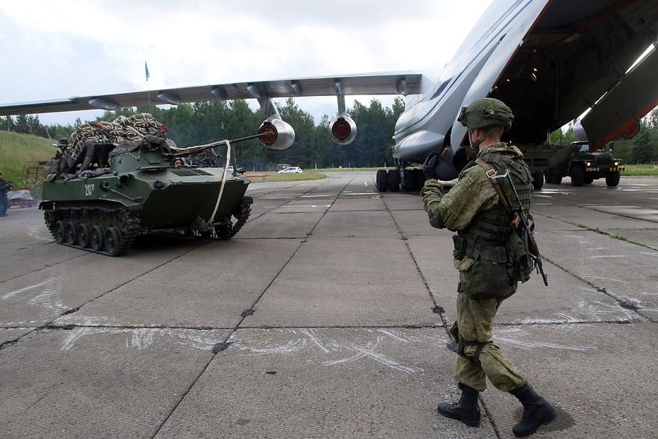 На своей территории Россия где угодно может создать необходимую для отражения военной угрозы группировку