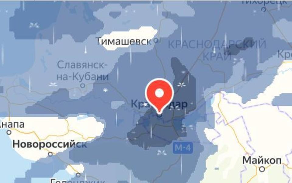 Фото: Яндекс погода