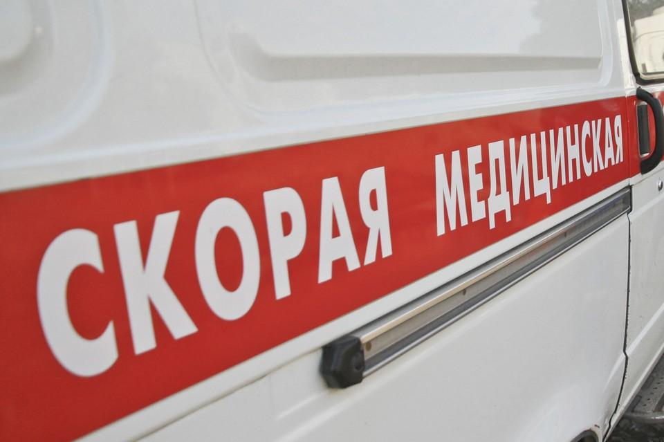 Авария произошла в Ключевском районе