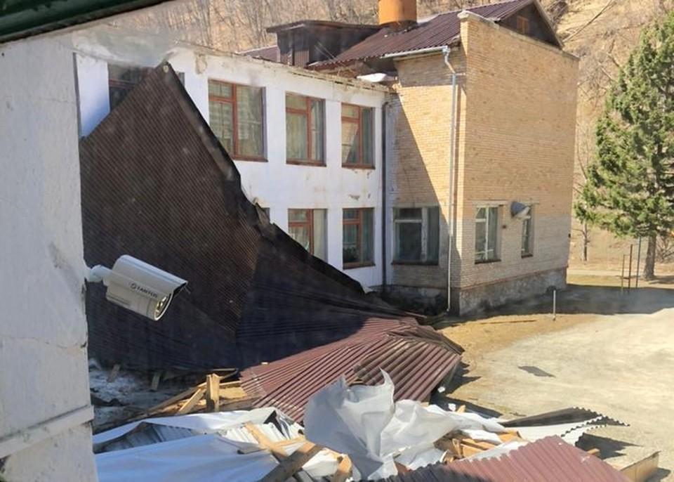 ЧП в Кавалеровском районе Приморья. Фото: www.instagram.com/dps_control_dalas.