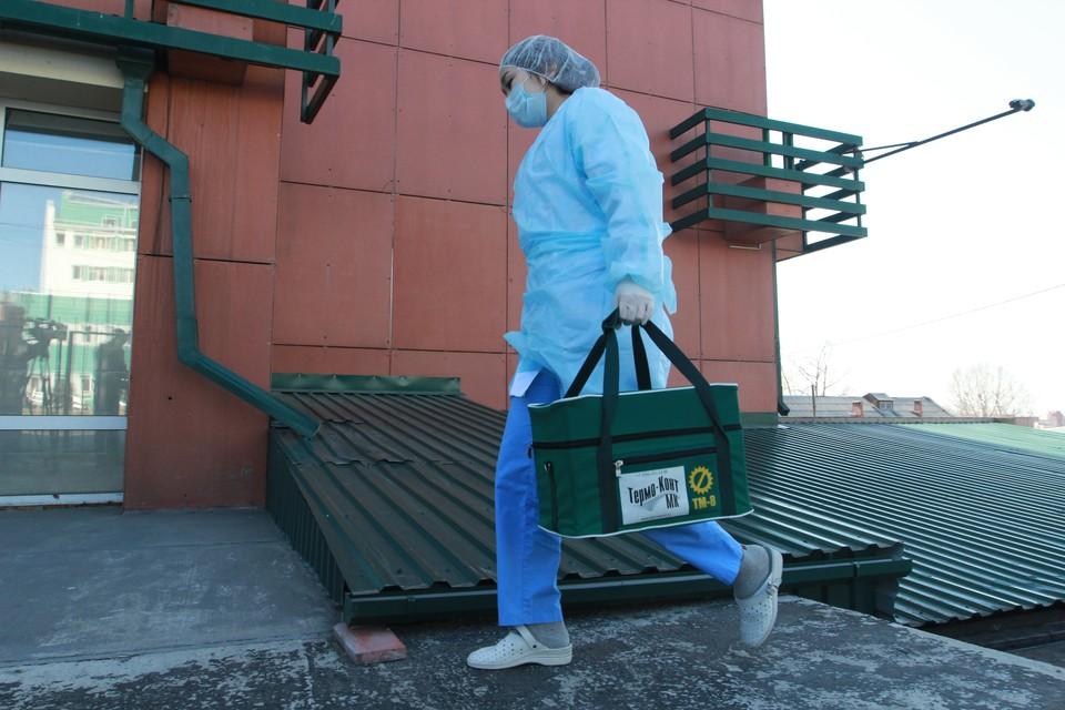 Всего с начала пандемии в Белгородской области коронавирусом заболел 35971 человек.