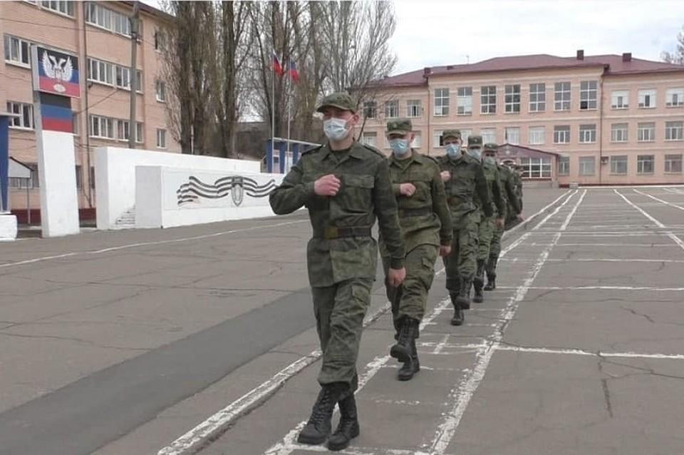 Подготовка уже началась. Фото УНМ ДНР
