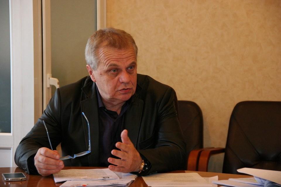 Валерий Макаров.