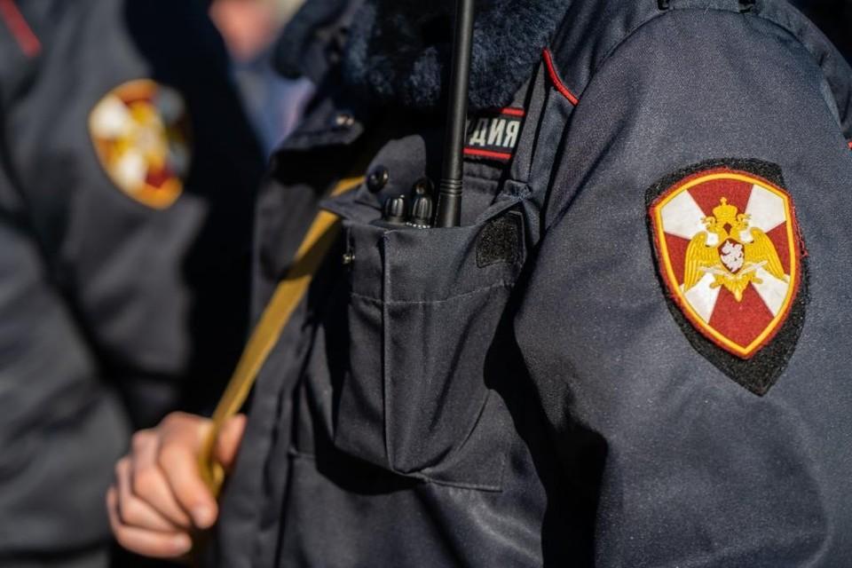 Росгвардейцы задержали за три месяца 107 человек в Орле