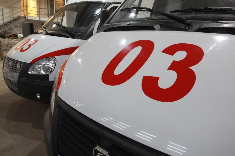 Новые машины для скорой должны доставить до 1 октября.