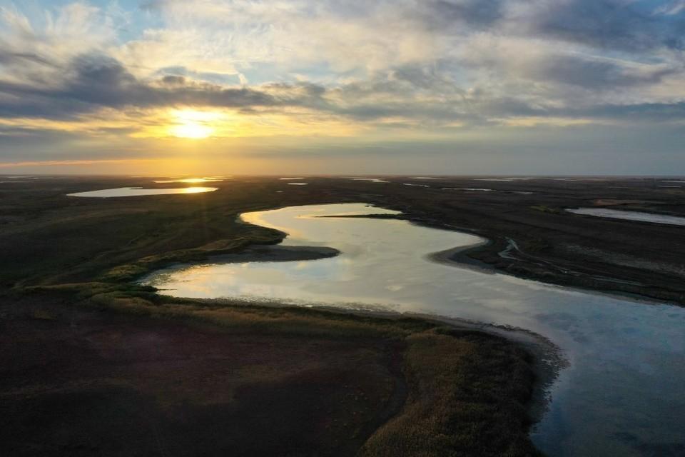 На Жигулёвской ГЭС начали сбрасывать воду для рабовладельческих хозяйств