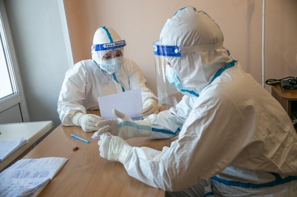 В Коми озвучили свежие данные по коронавирусу