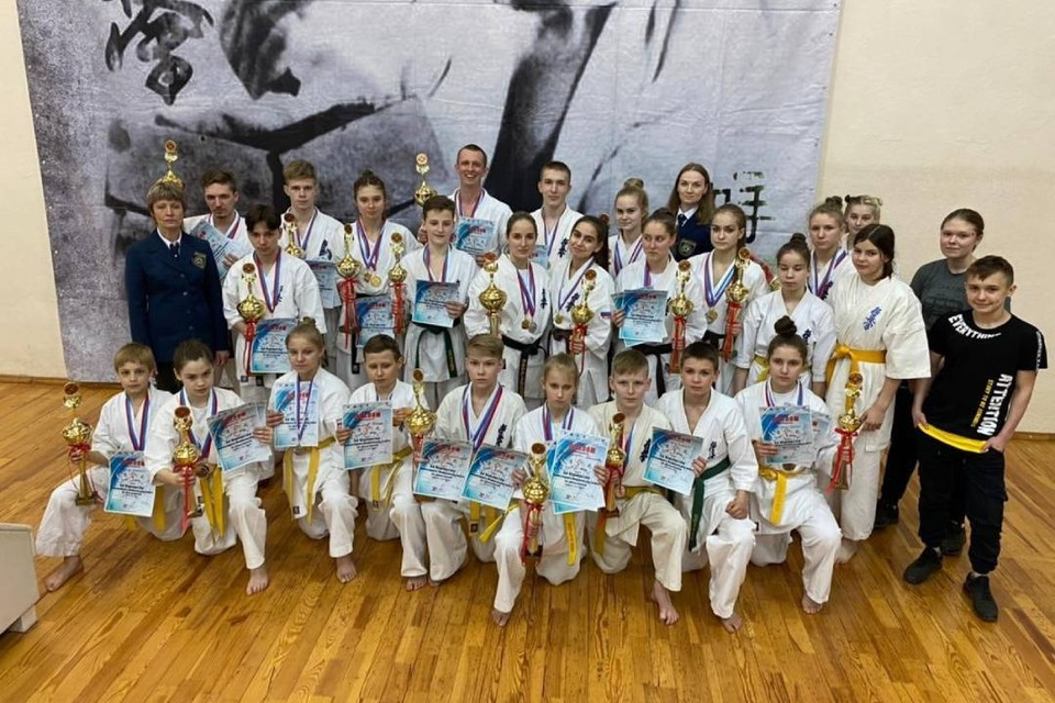 Спортсмены из Кировской области завоевали 23 медали. Фото: vk.com/youthsport43
